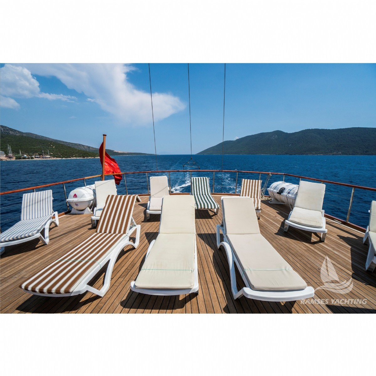 Deluxe Boats | D160 - Gulet Yacht Charter Turkey for 32 Person | D160 - Private Yacht Charter for 32 Persons |  |