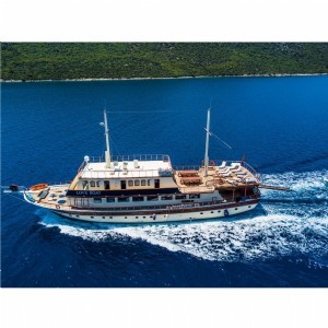 D160 - Gulet Yacht Charter Turkey for 32 Person