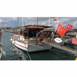 S240 - Yacht Charter Turkey 4 Person