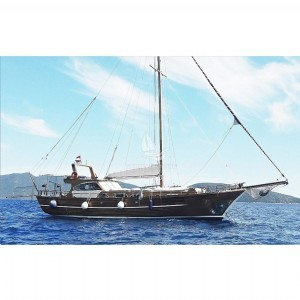 L330 - Gulet Yacht Charter Turkey for 6 Person