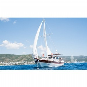 L235 - Yacht Charter Turkey 4 person Luxury Gulet