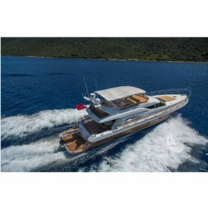 M350 - Motoryacht Charter Turkey 6 person Luxury