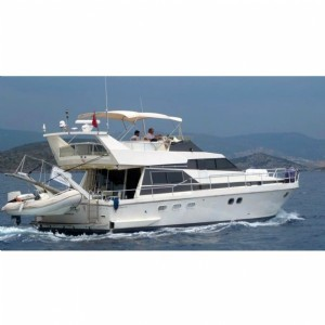 M399 - Motoryacht Charter Turkey 6 person Luxury